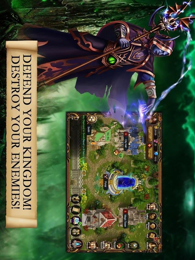 Legend of Lordsのスクリーンショット_4