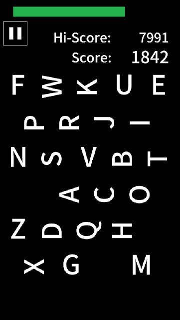 """A"" : カジュアルゲームのスクリーンショット_3"