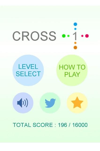 CROSS 1 [ナンバーパズル]のスクリーンショット_1