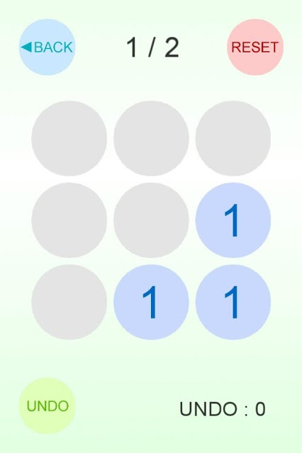 CROSS 1 [ナンバーパズル]のスクリーンショット_4