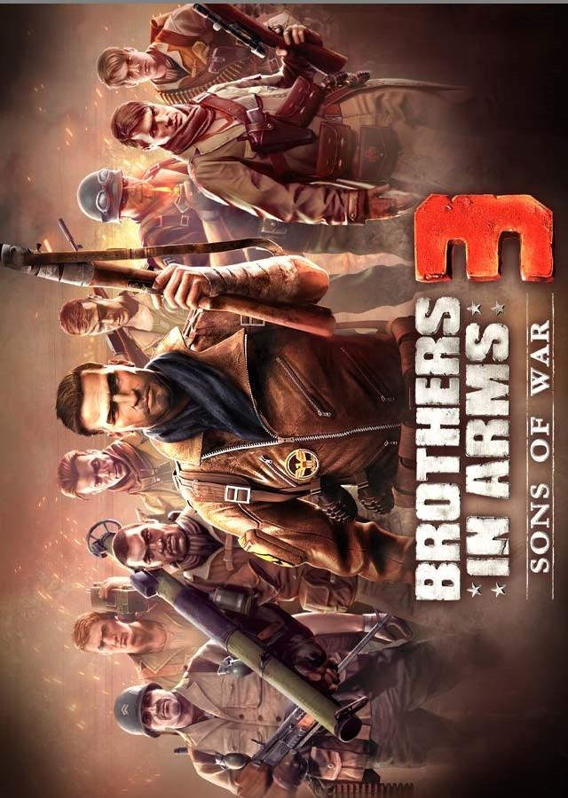 ブラザーインアームズ 3:Sons of Warのスクリーンショット_1