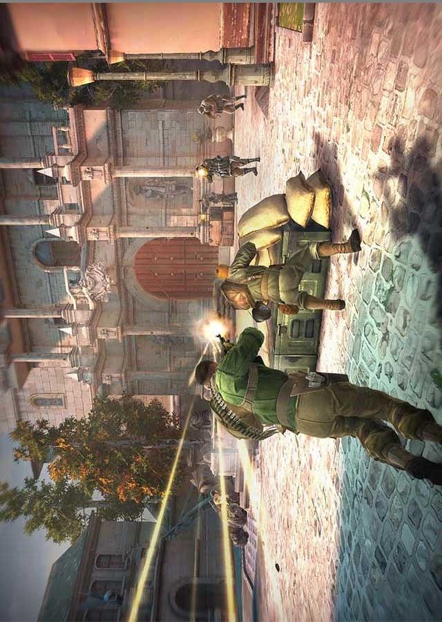 ブラザーインアームズ 3:Sons of Warのスクリーンショット_2