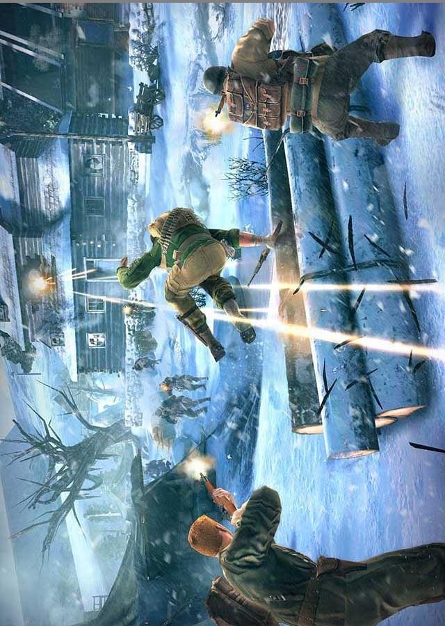 ブラザーインアームズ 3:Sons of Warのスクリーンショット_3