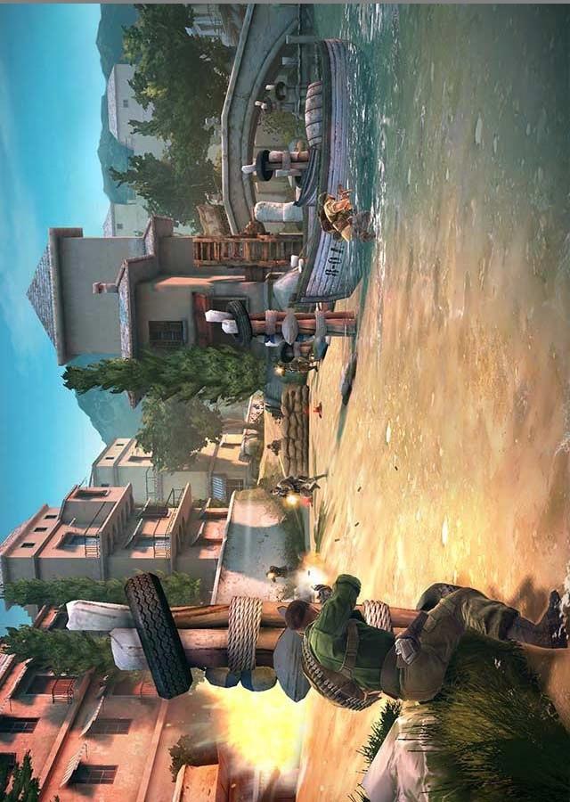 ブラザーインアームズ 3:Sons of Warのスクリーンショット_4