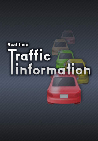 Real time traffic informationのスクリーンショット_1