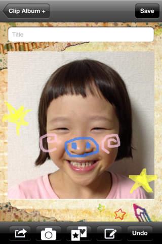 ClipAlbum+のスクリーンショット_4