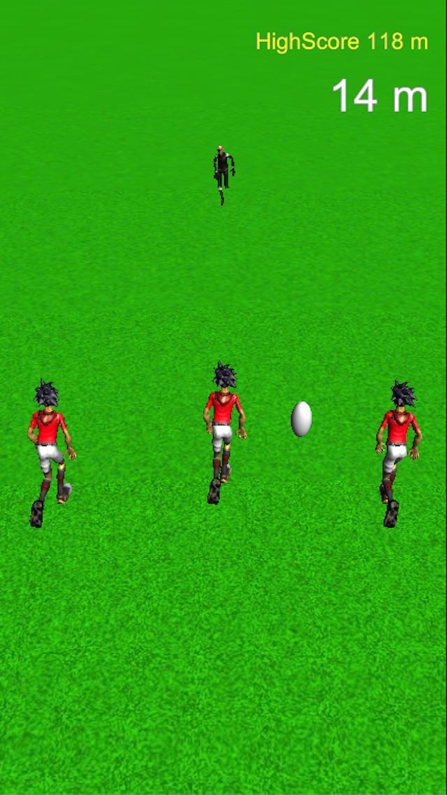 新感覚ラグビー RUNPASS〜Let's Play Rugby〜のスクリーンショット_1