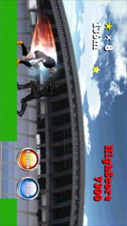 熱血ラグビー! 炎のラガーマン 〜One For All〜のスクリーンショット_2