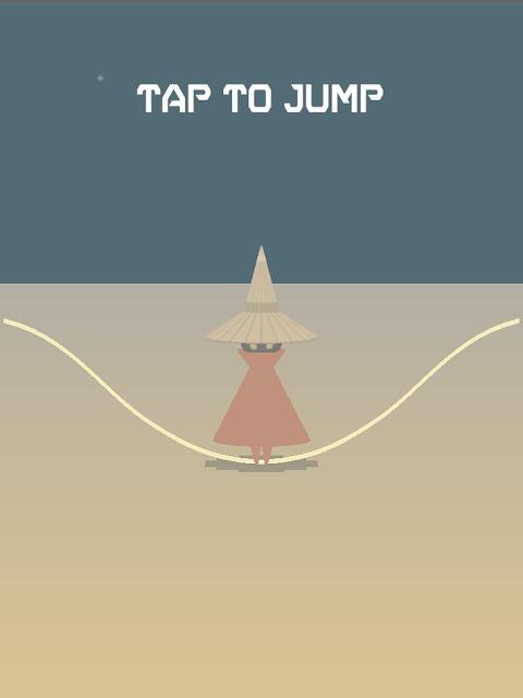 Mage Jump Rope -マホウとナワトビ-のスクリーンショット_2
