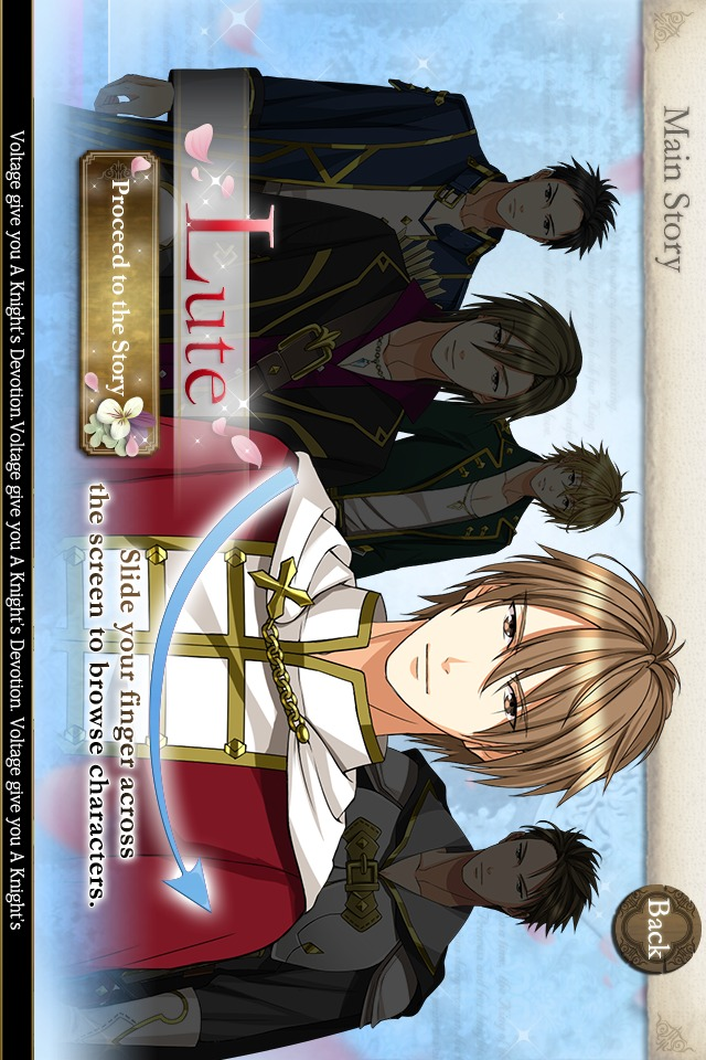 A Knight's Devotionのスクリーンショット_2
