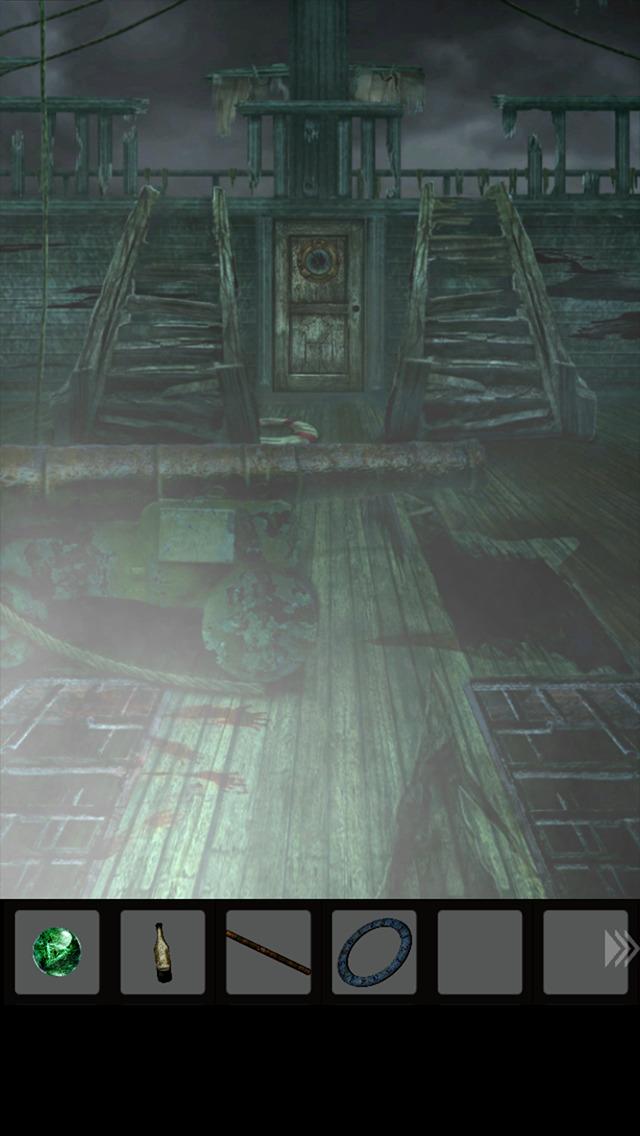 脱出ゲーム 幽霊船からの脱出のスクリーンショット_5