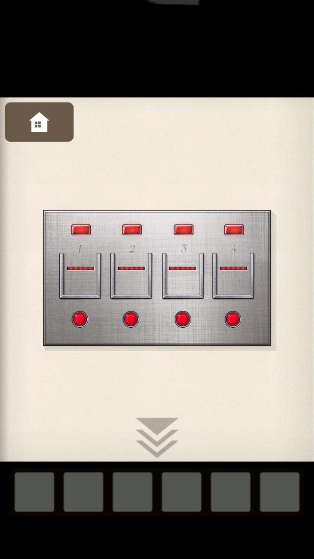 脱出ゲーム Hidden Doorsのスクリーンショット_2