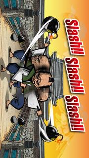 Samurai Panicのスクリーンショット_1