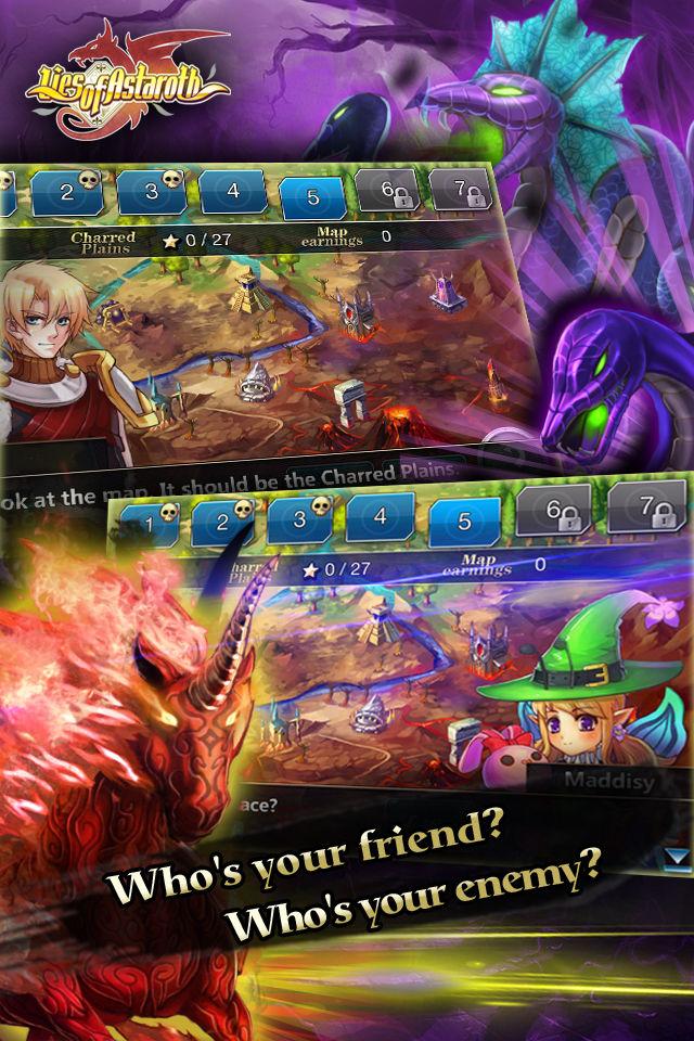 Lies Of Astarothのスクリーンショット_2