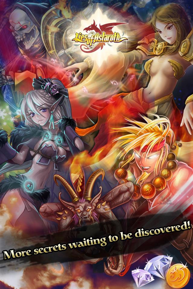 Lies Of Astarothのスクリーンショット_5