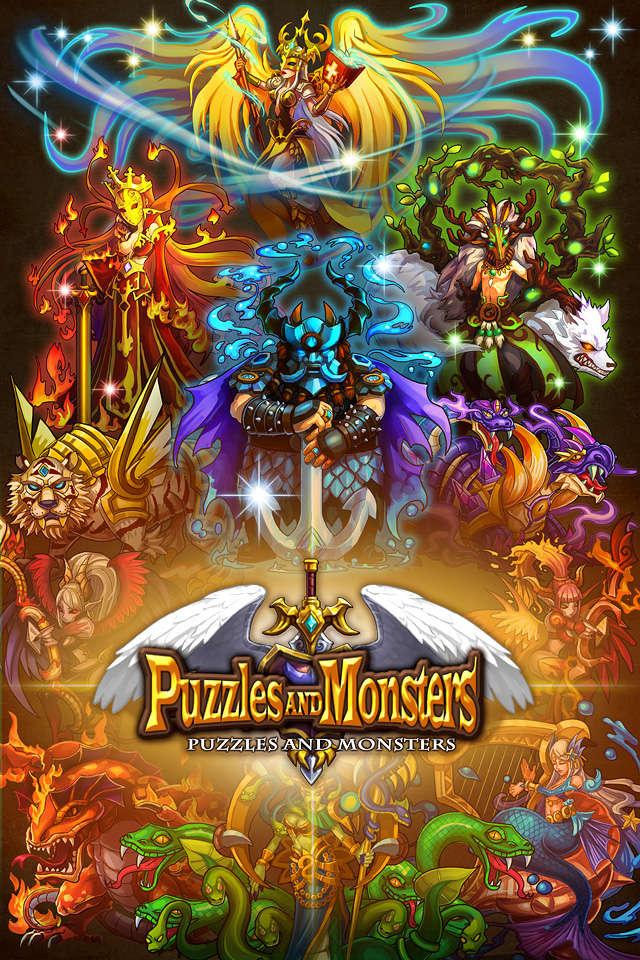 Puzzles and Monstersのスクリーンショット_1
