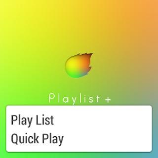 PlayList+Wearable Music Playerのスクリーンショット_5