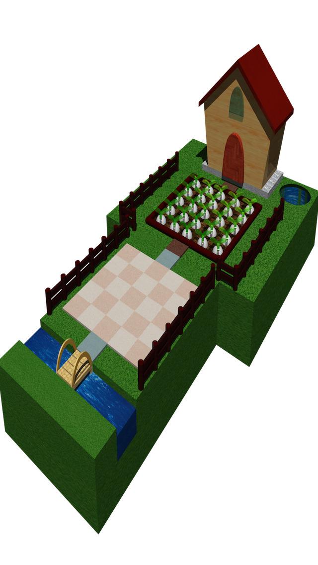 未確認害虫!?バグズバスター 3D - 新感覚ディフェンスゲーム -のスクリーンショット_5