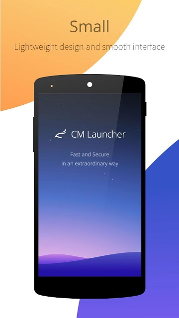 CM Launcher - スピーディ&安心のスクリーンショット_3