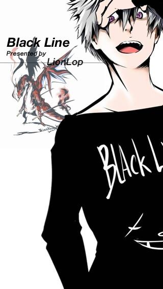 Black Line(漫画)のスクリーンショット_1