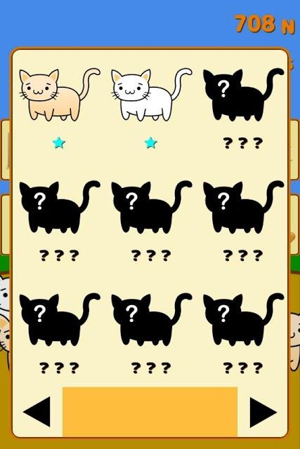 たっぷ・ザ・にゃんこ 【猫づくしのクリッカーゲーム!】のスクリーンショット_2