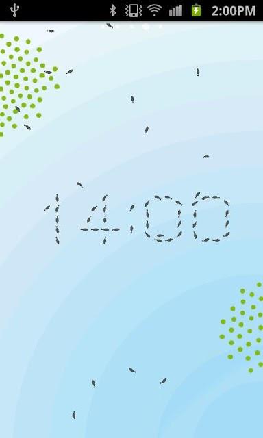 nendo x elecom UO clockのスクリーンショット_2