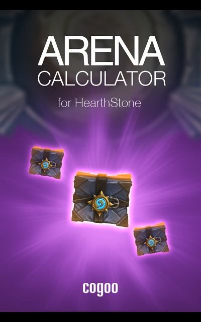 Arena Calculator (Hearthstone)のスクリーンショット_1