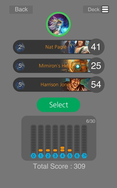 Arena Calculator (Hearthstone)のスクリーンショット_4