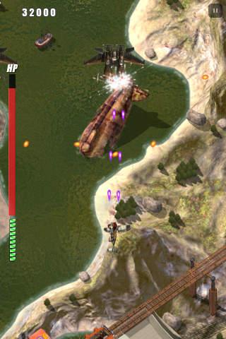 Aeronauts: Quake in the Skyのスクリーンショット_3
