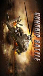 ガンシップ・バトル : ヘリの3D アクションゲームのスクリーンショット_1