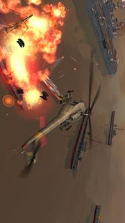 ガンシップ・バトル : ヘリの3D アクションゲームのスクリーンショット_3