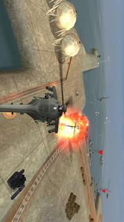 ガンシップ・バトル : ヘリの3D アクションゲームのスクリーンショット_5