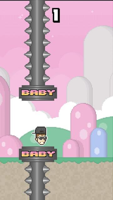 ベイビー!ジャスティン! BabyBaby Justinのスクリーンショット_3
