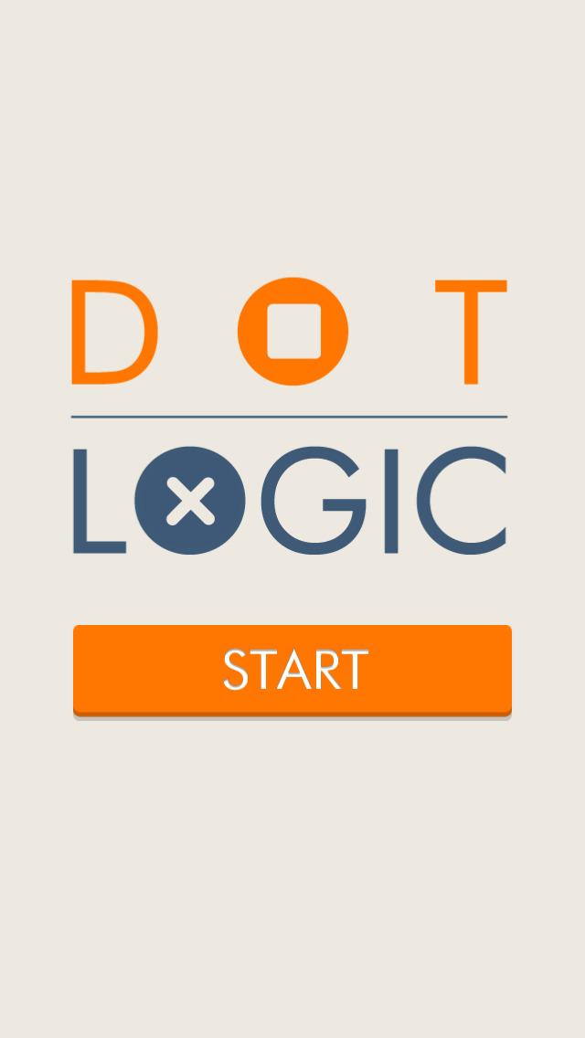 Dot Logic 無料のイラストパズル脳トレゲームのスクリーンショット_1