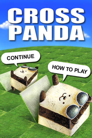 Crossword Panda Puzzleのスクリーンショット_1