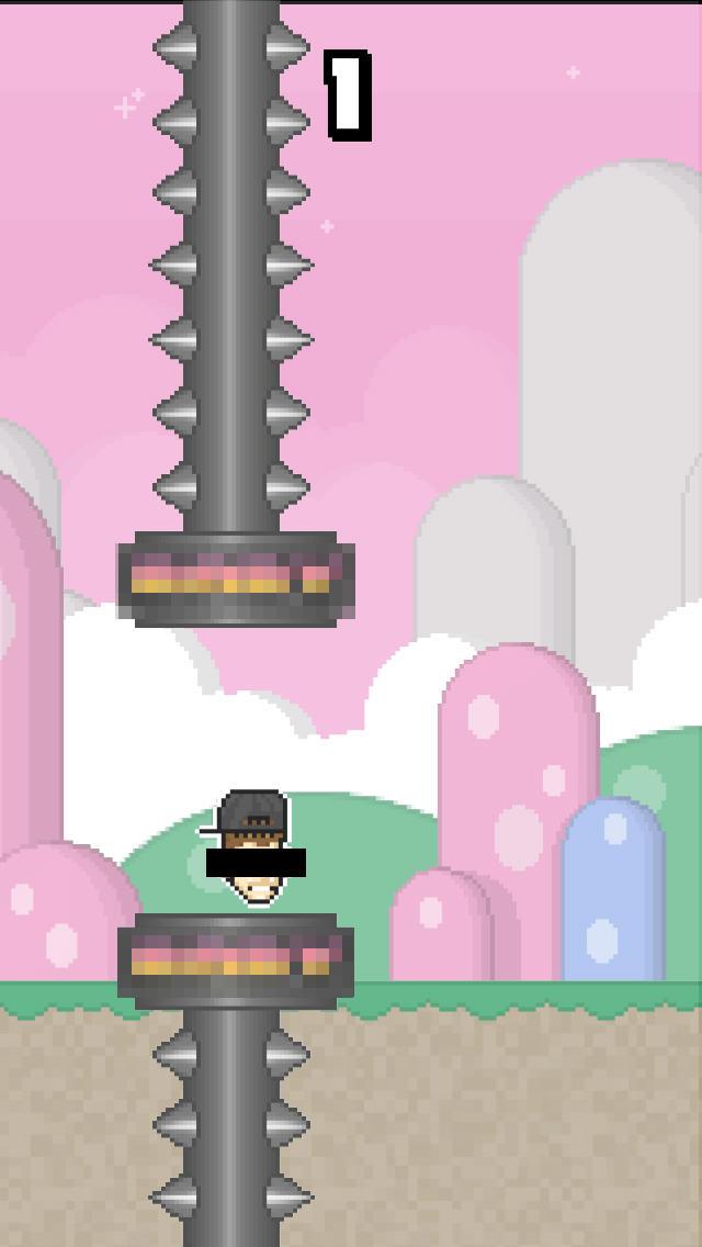 ジャスティンの為に我が飛ぶ - Baby Baby Jumping for Justinのスクリーンショット_3