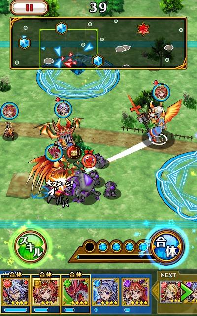 合体RPG 魔女のニーナとツチクレの戦士のスクリーンショット_5