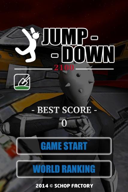 JumpDown 2100のスクリーンショット_2