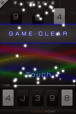 SPEED CLUSTERのスクリーンショット_4