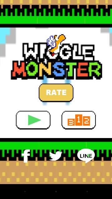 Wiggle Monsterのスクリーンショット_1