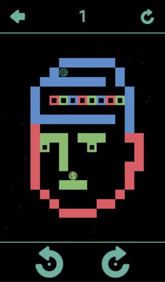 重力迷路のスクリーンショット_4