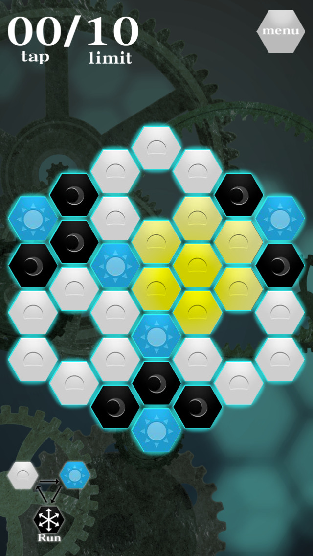 Hex-Puzzleのスクリーンショット_2