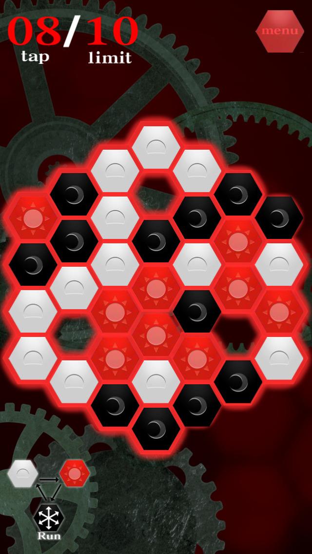 Hex-Puzzleのスクリーンショット_3