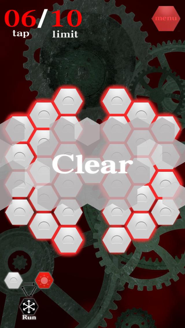 Hex-Puzzleのスクリーンショット_4