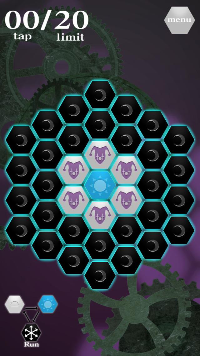 Hex-Puzzleのスクリーンショット_5