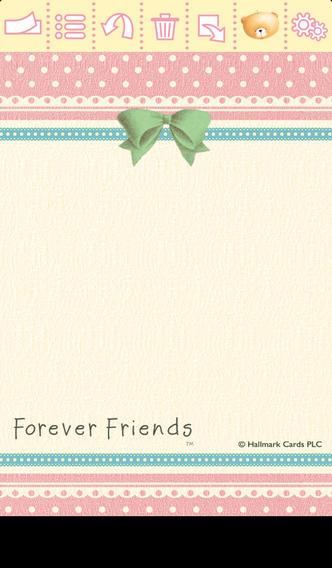 ForeverFriendsハーミィTouchMemoのスクリーンショット_1