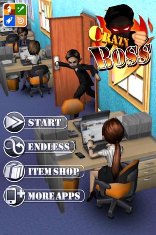 Crazy Bossのスクリーンショット_4
