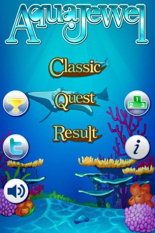 Aqua Jewelのスクリーンショット_1