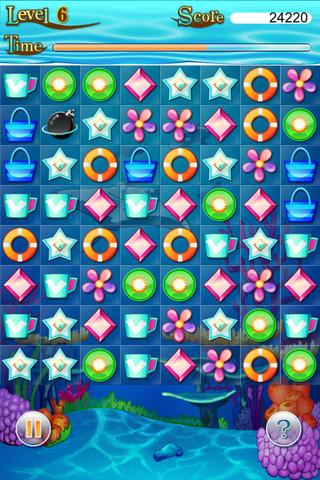 Aqua Jewelのスクリーンショット_2