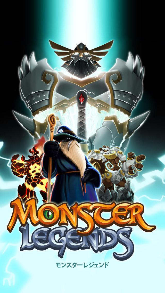 Monster Legends Mobileのスクリーンショット_1